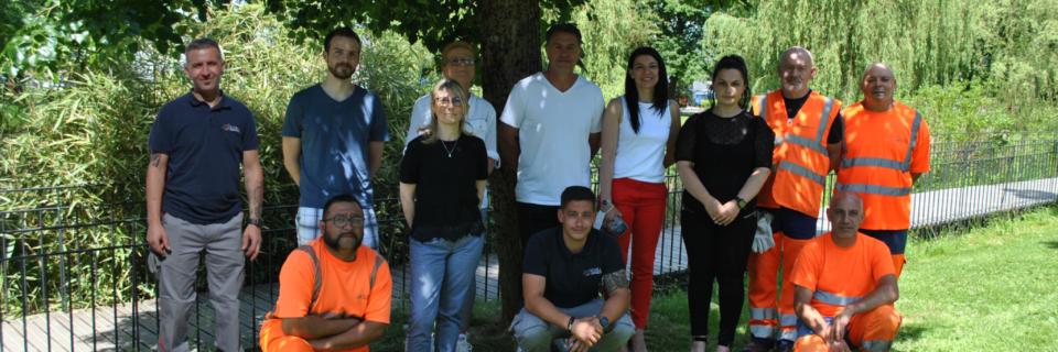 Le CIGL Bettembourg est une association d'insertion professionnelle.